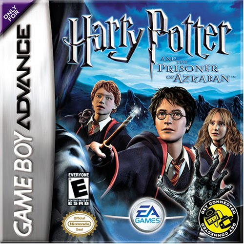 Caratula de Harry Potter and the Prisoner of Azkaban para Game Boy Advance