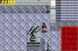 Pantallazo de Harry Potter and the Sorcerer's Stone para Game Boy Advance