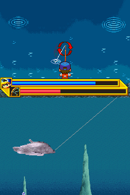 Pantallazo de Harvest Fishing para Nintendo DS