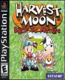 Carátula de Harvest Moon: Back to Nature