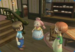 Pantallazo de Harvest Moon: Magical Melody para Wii
