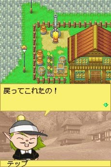 Pantallazo de Harvest Moon DS Cute para Nintendo DS