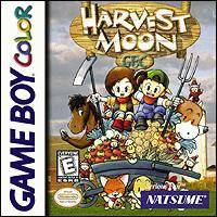 Caratula de Harvest Moon GBC para Game Boy Color