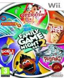Carátula de Hasbro Family Game Night 2