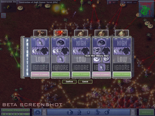 Pantallazo de Havest: Massive Encounter para PC