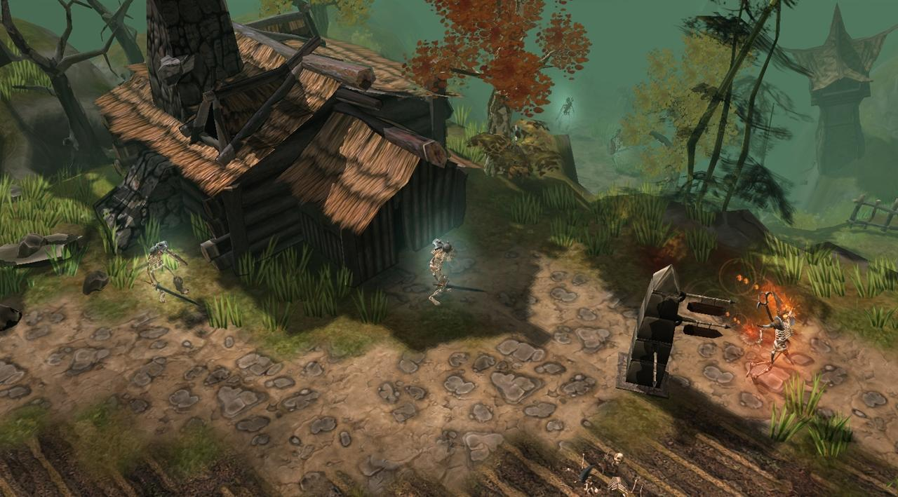 Pantallazo de Hazen: The Dark Whispers para PC
