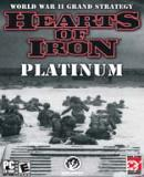 Carátula de Hearts of Iron: Platinum