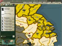 Pantallazo de Hearts of Iron II para PC