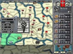 Pantallazo de Hearts of Iron para PC