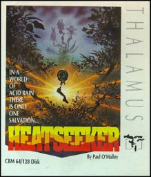 Caratula de Heat Seeker para Commodore 64