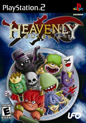 Caratula de Heavenly Guardian para PlayStation 2