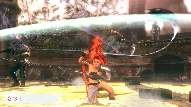 Pantallazo de Heavenly Sword para PlayStation 3