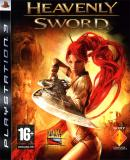 Caratula nº 111016 de Heavenly Sword (640 x 734)