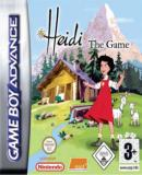 Caratula nº 27540 de Heidi - The Game (265 x 298)