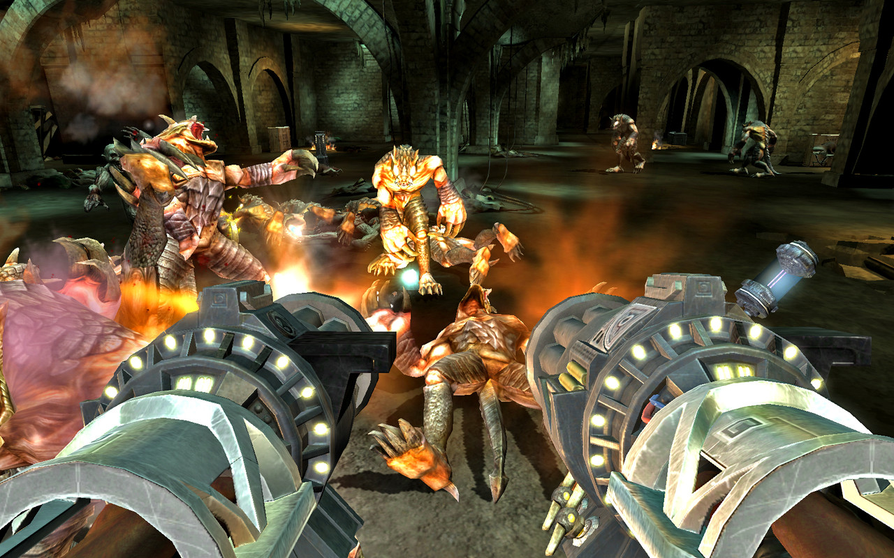 Pantallazo de Hellgate London para PC