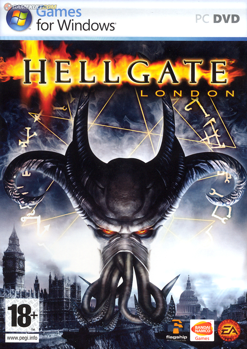 Caratula de Hellgate London para PC