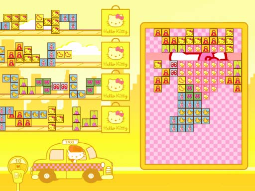 Pantallazo de Hello Kitty: Bubblegum Girlfriends para PC