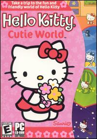 Caratula de Hello Kitty: Cutie World para PC