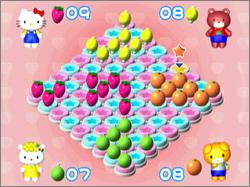 Pantallazo de Hello Kitty: Lovely Fruit Park para Dreamcast