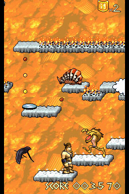 Pantallazo de Heracles: Battle With The Gods para Nintendo DS