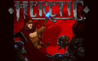 Pantallazo de Heretic: Shadows of the Serpent Riders para PC