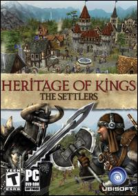 Caratula de Heritage of Kings: The Settlers para PC