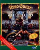Caratula nº 102891 de Hero Quest: Return of the Witch Lord (220 x 303)