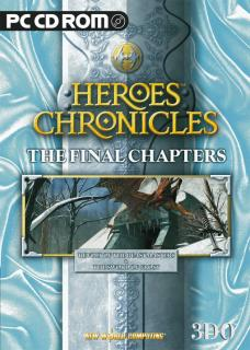 Caratula de Heroes Chronicles: The Final Chapters para PC