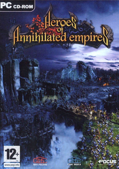 Caratula de Heroes of Annihilated Empires para PC