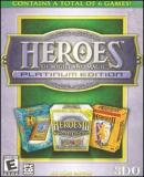 Caratula nº 58848 de Heroes of Might and Magic: Platinum Edition (200 x 288)