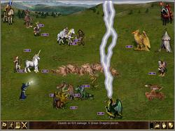 Pantallazo de Heroes of Might and Magic III: Armageddon's Blade para PC