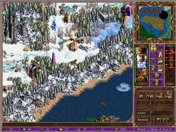 Pantallazo de Heroes of Might and Magic III: The Shadow of Death para PC