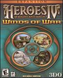 Carátula de Heroes of Might and Magic IV: Winds of War