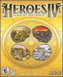 Carátula de Heroes of Might and Magic IV
