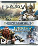 Carátula de Heroes of Might and Magic V: Silver Edition