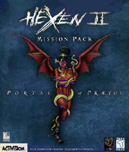 Caratula de Hexen II Mission Pack: Portal of Praevus para PC