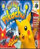Caratula nº 33981 de Hey You, Pikachu! (200 x 137)