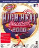 Carátula de High Heat Baseball 2000