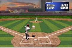 Pantallazo de High Heat Major League Baseball 2002 para Game Boy Advance