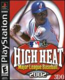 Carátula de High Heat Major League Baseball 2002