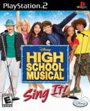 Caratula nº 112200 de High School Musical: Sing It! (800 x 1129)