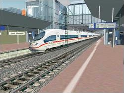 Pantallazo de High Speed Trains para PC