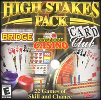 Caratula de High Stakes Pack para PC