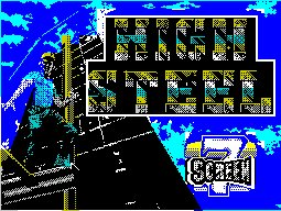 Pantallazo de High Steel para Spectrum