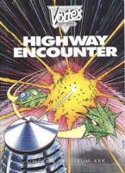Caratula de Highway Encounter para Spectrum