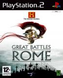 Carátula de History Channel: Great Battles of Rome