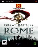 Caratula nº 93124 de History Channel: Great Battles of Rome (520 x 892)