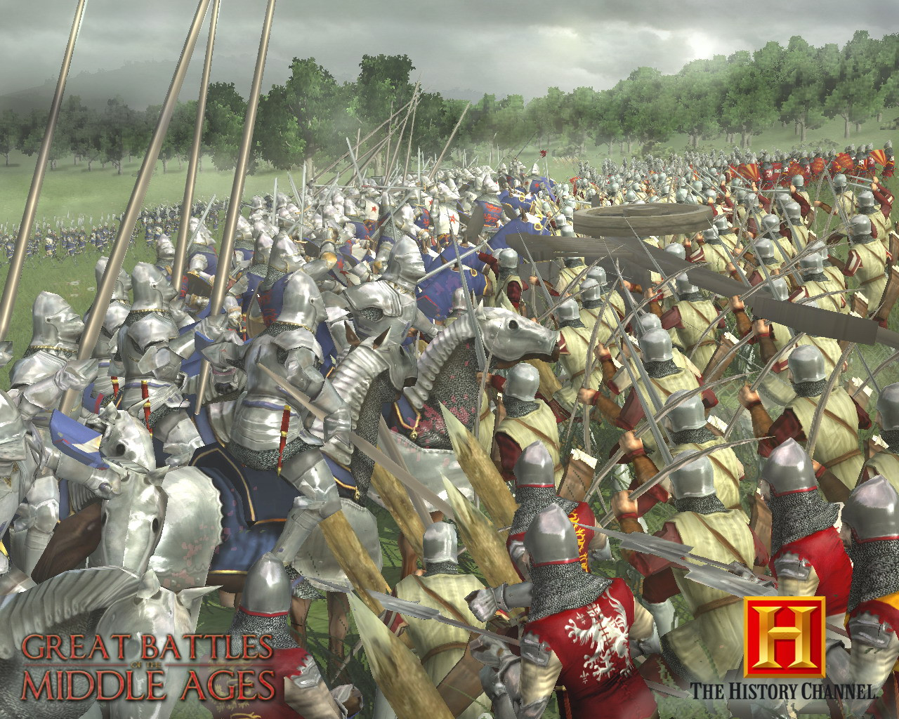 Pantallazo de History Channel: Great Battles of the Middle Ages, The para PC