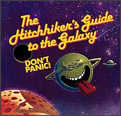 Caratula de Hitchhiker's Guide to the Galaxy, The para PC