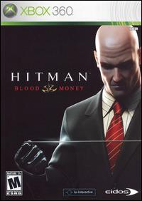 Caratula de Hitman: Blood Money para Xbox 360